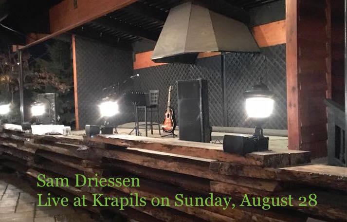August Concert at Krapils